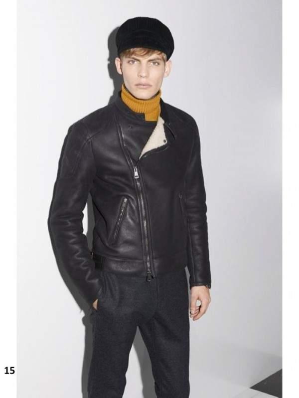 大人の男こそ着こなしたい。秋冬トレンドアイテム、タートルネックの5色のカラー別コーディネート 6番目の画像