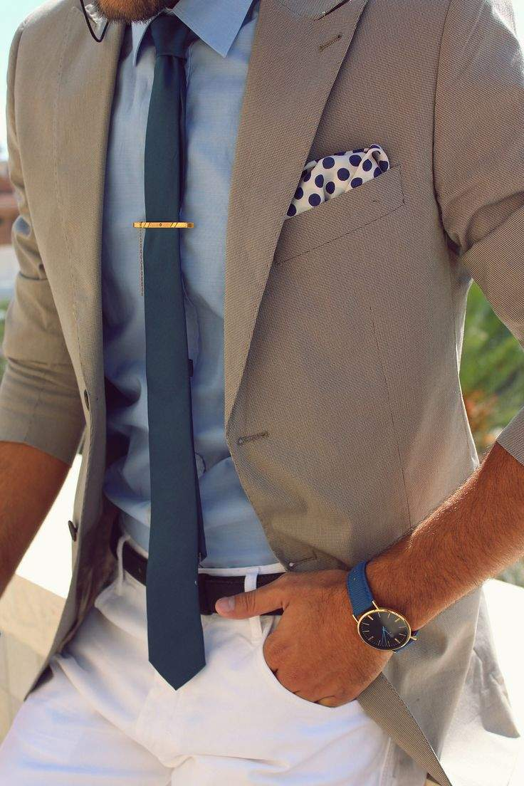 """ここで差がつくネクタイピン知識! おしゃれネクタイピンで""""英国紳士顔負け""""のスーツスタイルに 7番目の画像"""