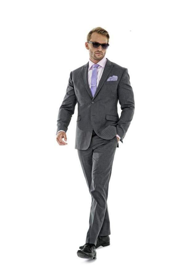 スーツ姿がかっこいい男は「毎日」かっこいい。 常にかっこいい男であり続けるためのスーツ着こなし  2番目の画像