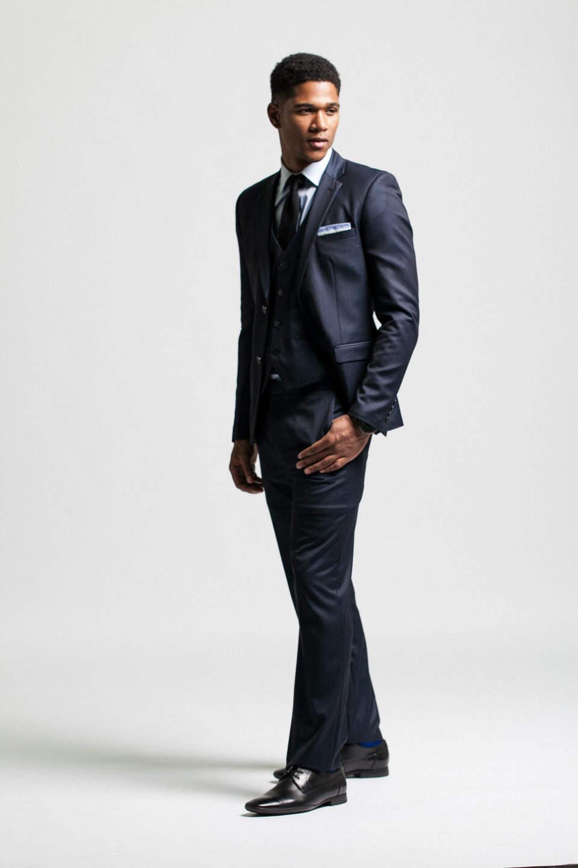スーツ姿がかっこいい男は「毎日」かっこいい。 常にかっこいい男であり続けるためのスーツ着こなし  5番目の画像