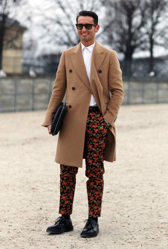大人のニューベーシック。オフスタイルに取り入れたい「スラックス」の着こなし 6番目の画像