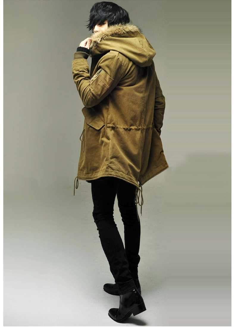 一点投入で2015年の旬顔へ! 冬を彩るメンズファッション:ミリタリーアイテムで勝負をかけろ 6番目の画像