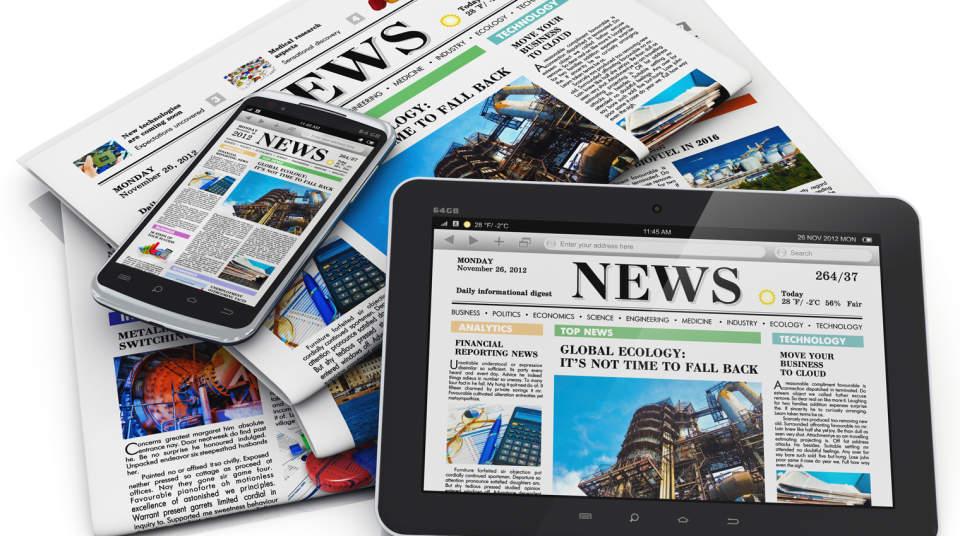 メディア新世界へ止まらぬデジタル化、進化するビジネスモデルとは:『5年後、メディアは稼げるか』 2番目の画像