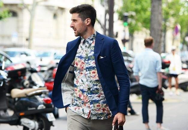 「シャツ」でおしゃれを楽しめ! 小粋な海外メンズから学ぶ、シャツの着こなし術 1番目の画像