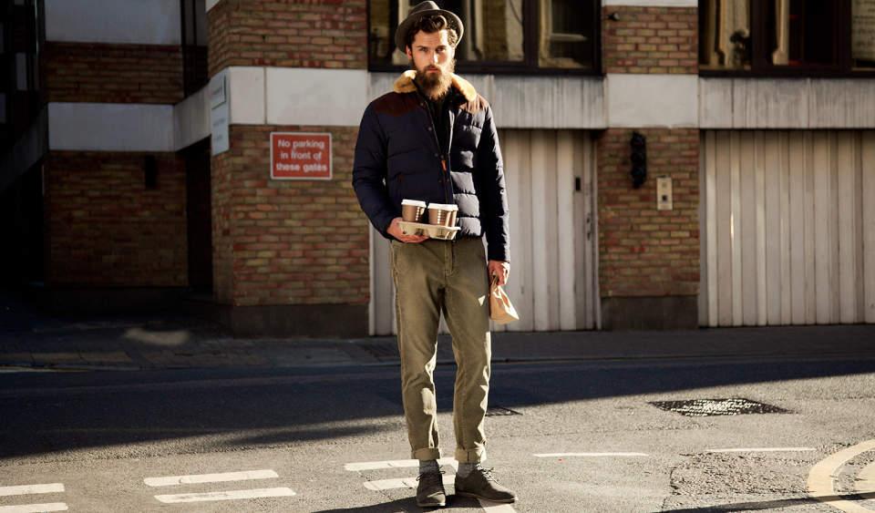 着こなしで魅せる、ダウンジャケットの洒脱なスタイル。「野暮ったい」なんてイメージはもう古い! 1番目の画像