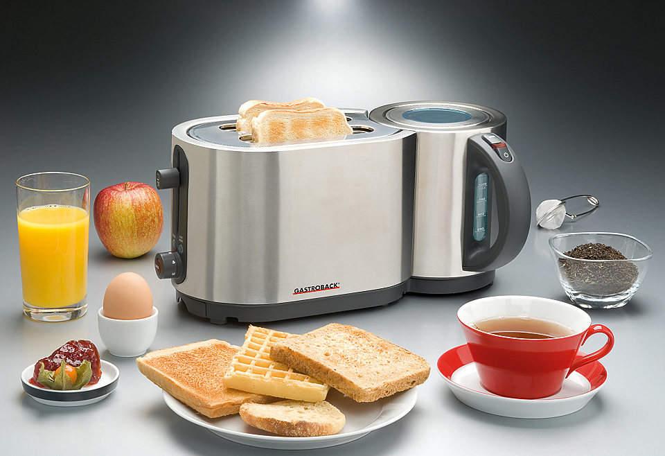 おしゃれなトースターで、気乗りしない朝も優雅に。食卓の1シーンを劇的に変えるおしゃれトースター 1番目の画像