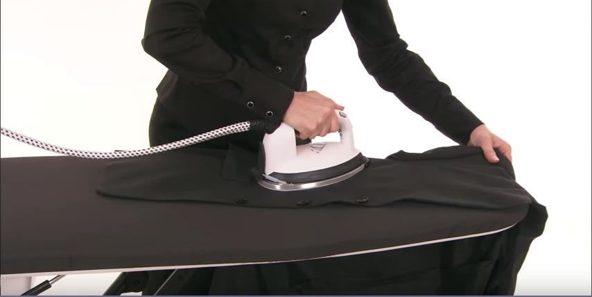 """スーツはアイロンのかけ方一つで変わる! 10分で出来るアイロンテクでスーツを""""新品同様""""に 6番目の画像"""
