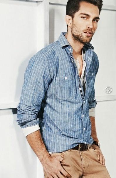 「シャツ」でおしゃれを楽しめ! 小粋な海外メンズから学ぶ、シャツの着こなし術 3番目の画像