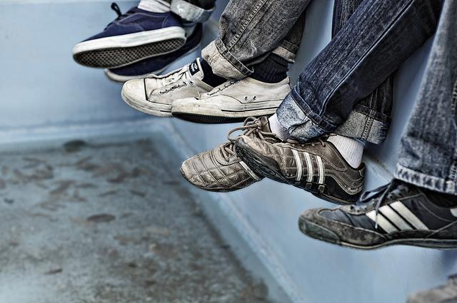 「お気に入りのスニーカーが汚れてしまった」さてどうする? 汚さない秘策と、汚れを落とす極意を伝授 1番目の画像