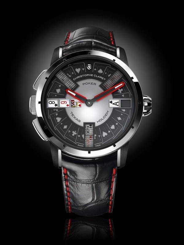 男なら誰もが羨む、洗練された5つの「デザイン腕時計」:珠玉のデザインが施された腕時計をご覧あれ 5番目の画像