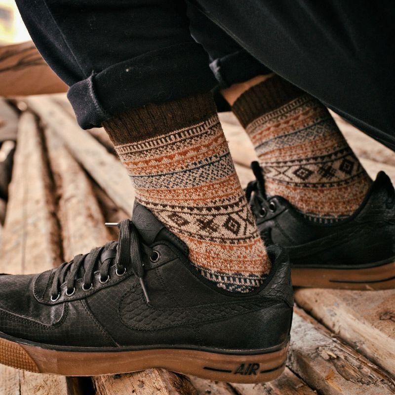 """靴下がファッションの決め手! 意外と難しい靴下コーデをマスターして、""""足元から""""おしゃれメンズに 4番目の画像"""