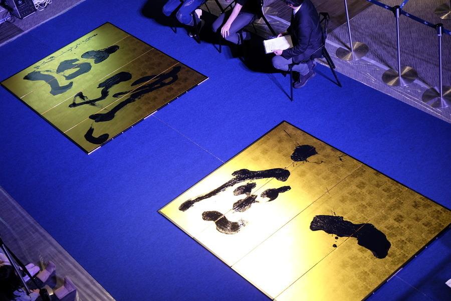 「水族館×書道」で生まれた「タイポリウム」:『すみだ水族館』はなぜ「書道」とコラボしたのか? 2番目の画像