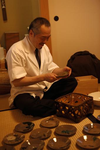 ミシュラン3つ星料理人・石原仁司が思いを込める懐石料理店「未在」:日本料理界の至宝のもてなしとは 3番目の画像