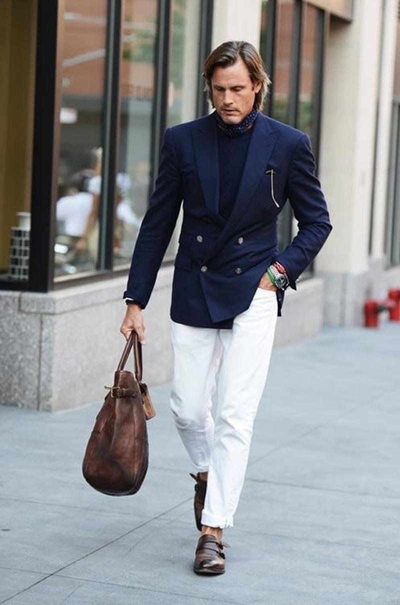 冬のパンツスタイルは色が勝負! カラーパンツの応用で、マンネリパンツスタイルから脱出せよ。 2番目の画像