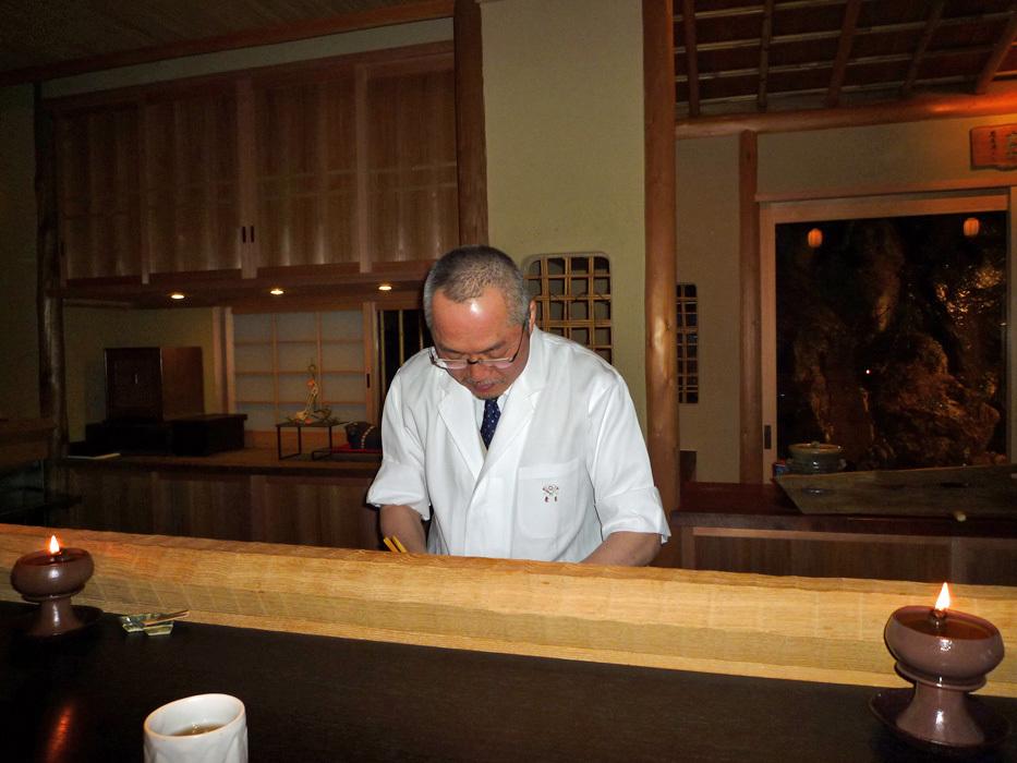 ミシュラン3つ星料理人・石原仁司が思いを込める懐石料理店「未在」:日本料理界の至宝のもてなしとは 1番目の画像