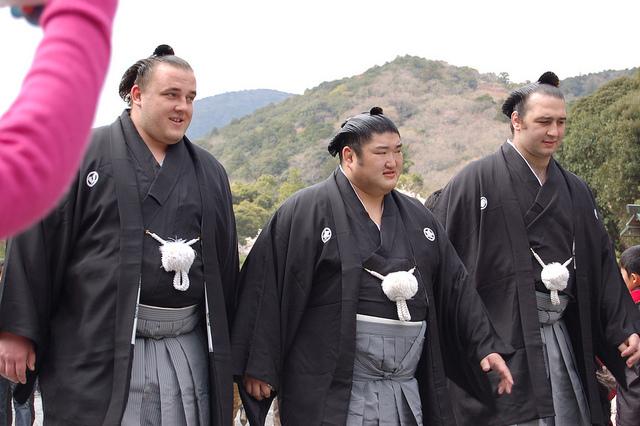 なぜ大相撲に外国人力士が生まれ、増え続けているのか? 大相撲が孕む「外国人力士を巡る大きな矛盾」 1番目の画像