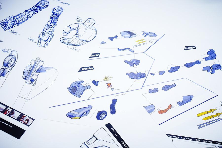 なぜ「トランスフォーマー」は世界的ヒットを続けるのか? 新進気鋭のプロダクトデザイナー・大西裕弥 4番目の画像