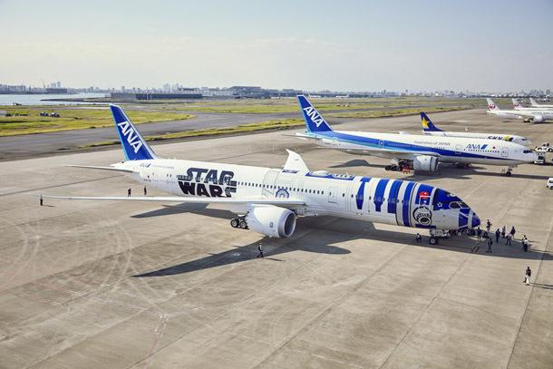 """R2-D2™ ANA JETで体験できる! 一度は味わってみたい""""この星で最高のおもてなし"""" 10番目の画像"""