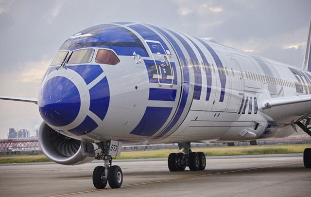 """R2-D2™ ANA JETで体験できる! 一度は味わってみたい""""この星で最高のおもてなし"""" 1番目の画像"""