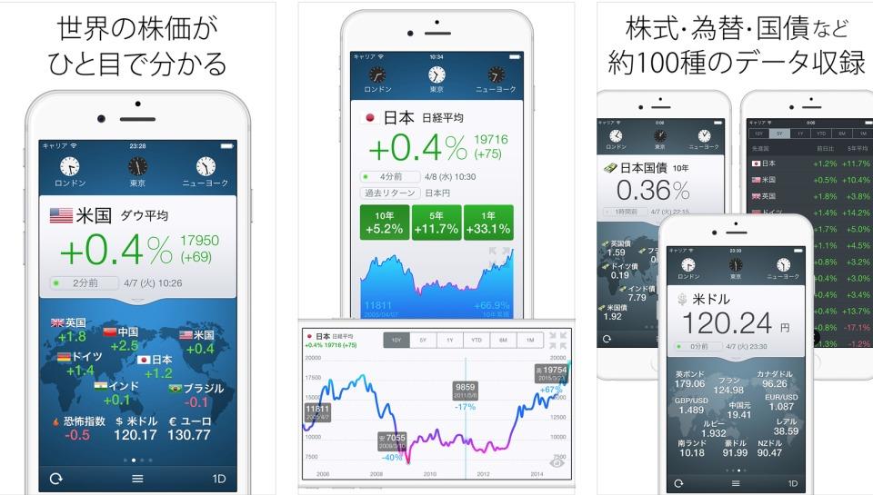 証券会社や情報通信社が提供する「株式投資アプリおすすめ10選」:手のひらで始まる、資産運用 5番目の画像