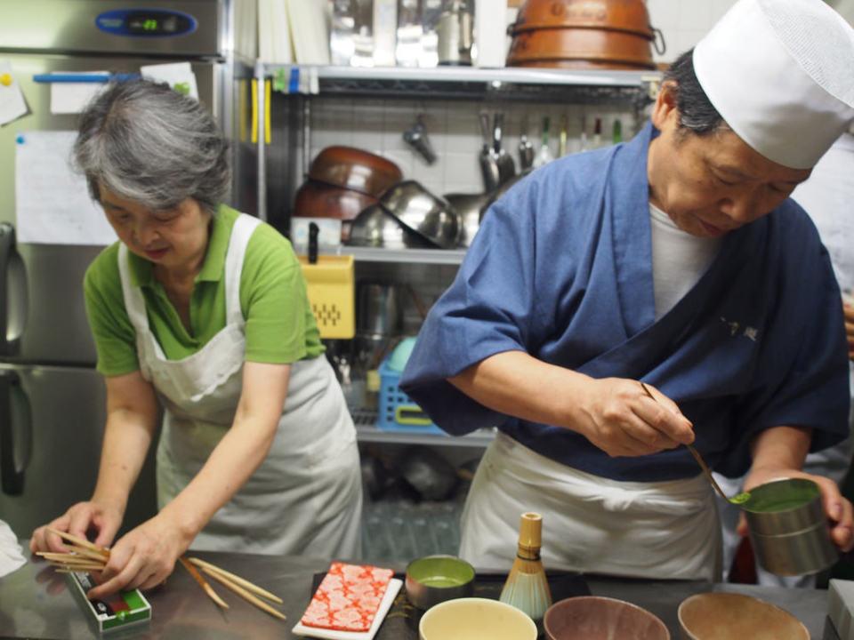 """和菓子で日本の""""72の季節""""を届ける「一幸庵」水上力:究極の和菓子を世界へ発信するその美学とは 1番目の画像"""