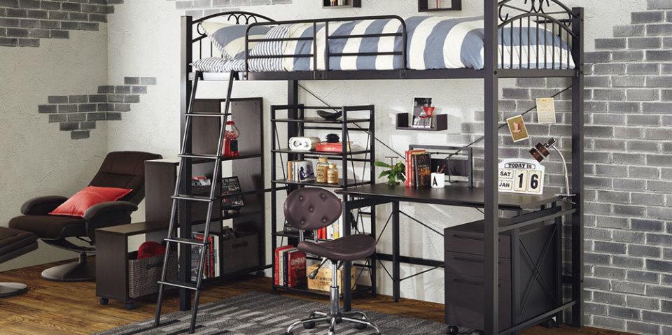 「憧れの秘密基地をあなたの部屋に」――ニトリで作るインテリア術 15番目の画像