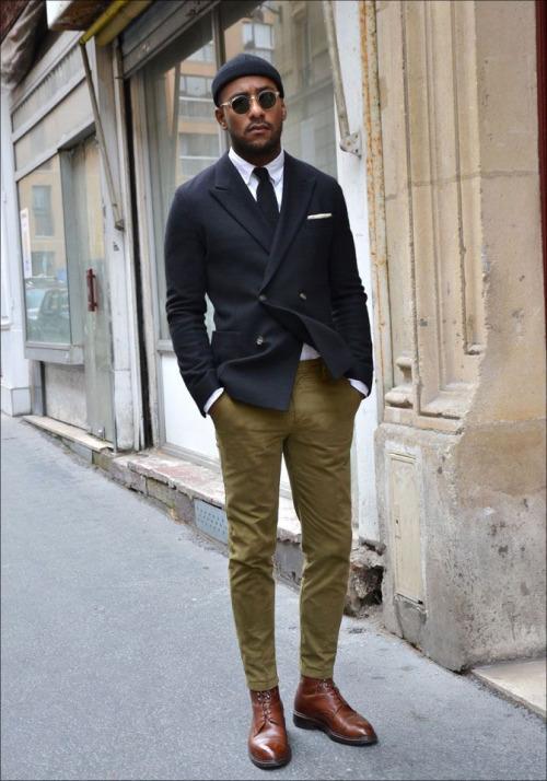 """ダブルスーツが実現する大人の品格:着こなしを抑えて""""ワンランク上""""のスーツスタイルを 8番目の画像"""
