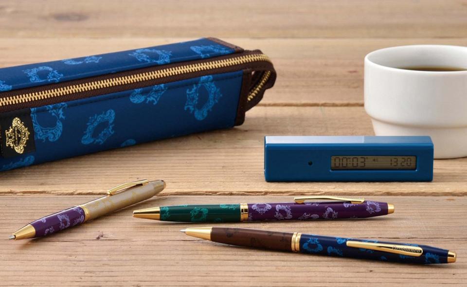 ビジネスパーソンにこそおすすめしたい、ブランド筆記用具。ワンランク上の新たな自分を魅せる。 1番目の画像