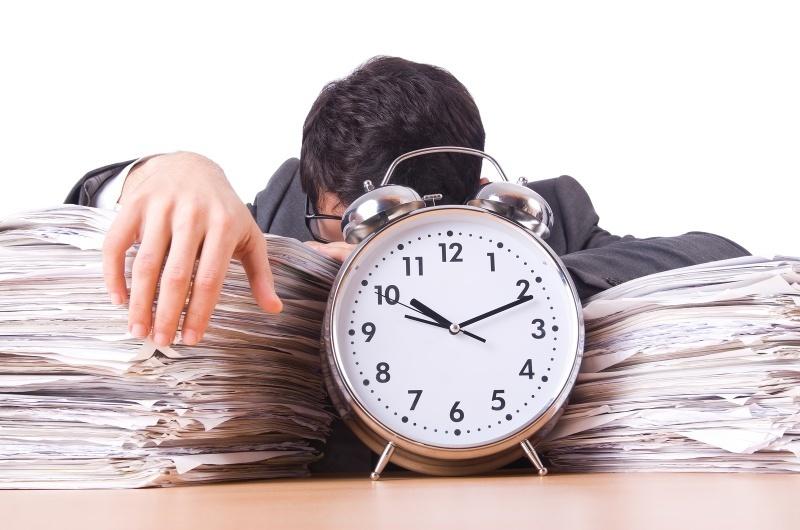 """今までの時間管理術では学べない、""""時間""""の真実:『なぜ、仕事が予定どおりに終わらないのか?』 1番目の画像"""