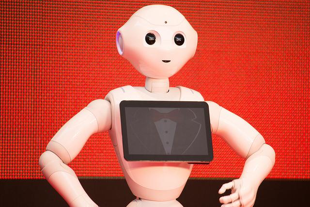 """Pepperはロボットではない! 金岡博士が語る「本物のロボット」が変える""""私たちの未来""""とは 1番目の画像"""