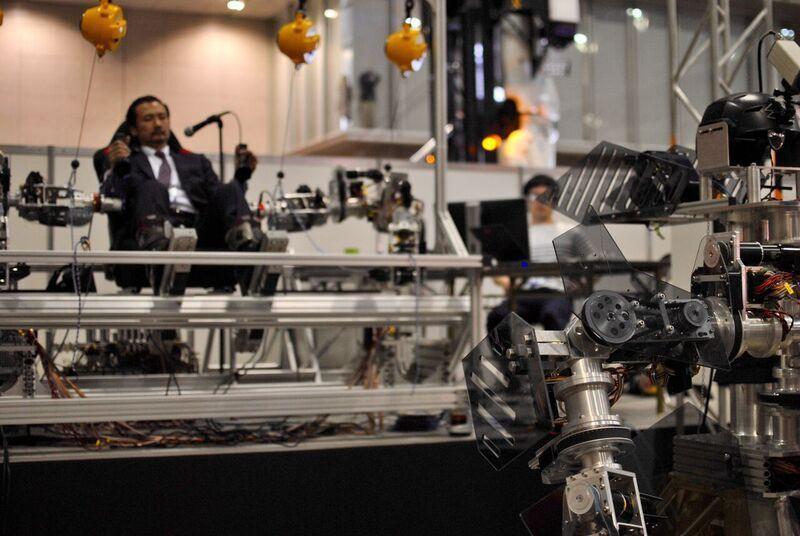"""Pepperはロボットではない! 金岡博士が語る「本物のロボット」が変える""""私たちの未来""""とは 3番目の画像"""