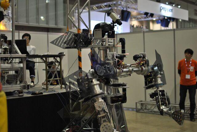 """Pepperはロボットではない! 金岡博士が語る「本物のロボット」が変える""""私たちの未来""""とは 4番目の画像"""