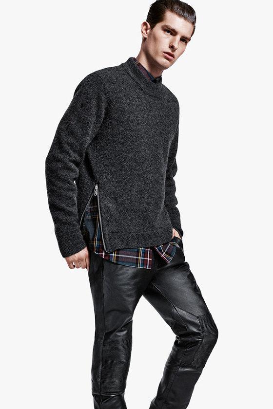 H&Mのおしゃれメンズコーデ集:デザイン性の高いファストファッションブランドでおしゃれに飾れ! 8番目の画像