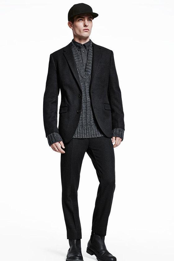 H&Mのおしゃれメンズコーデ集:デザイン性の高いファストファッションブランドでおしゃれに飾れ! 9番目の画像