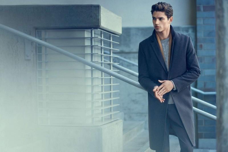 H&Mのおしゃれメンズコーデ集:デザイン性の高いファストファッションブランドでおしゃれに飾れ! 1番目の画像