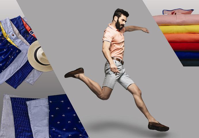 スポーツミックスでメンズファッションをラフに飾れ! 超簡単なコーデ術で、もう外出前に悩む必要なし 1番目の画像