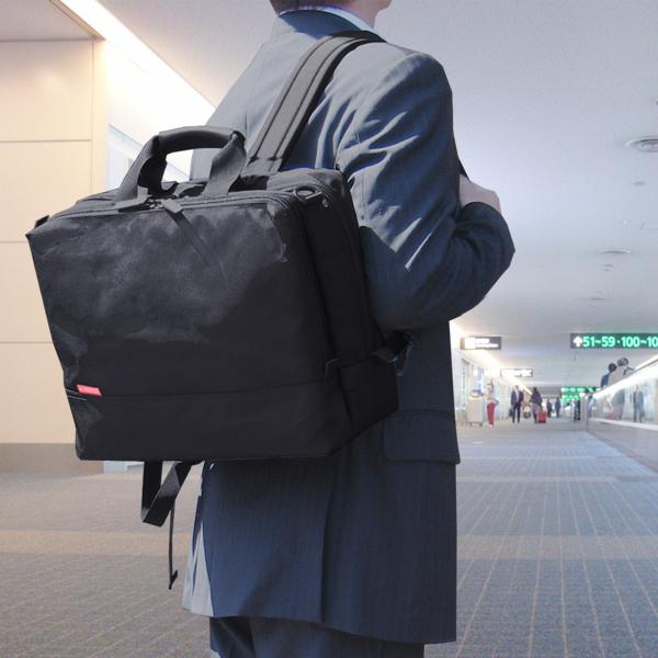 """ビジネスマンにおすすめの""""魅せる""""PCバッグ6選:機能的なPCバッグだからこそ、ビジュアルで選ぶ 2番目の画像"""