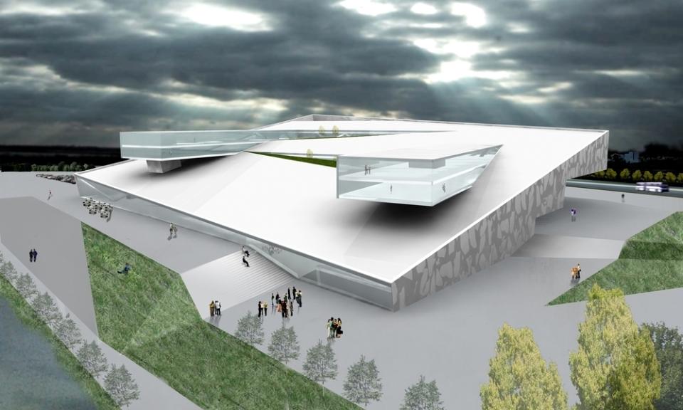 """世界のスター建築家と肩を並べた男・田根剛の「美学としての建築」:""""場所の記憶を建築にする"""" 3番目の画像"""