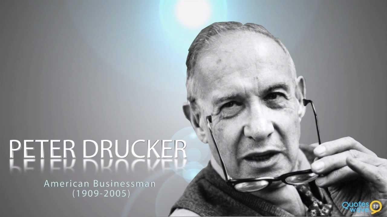 """現代経営学の創始者、ピーター・ドラッカーの名言11選:""""業績を上げる最大のカギは責任感だ"""" 3番目の画像"""