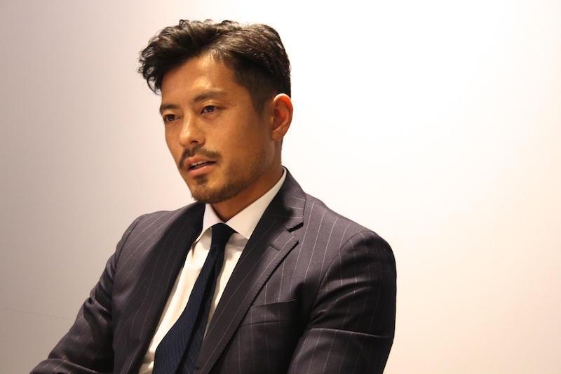 サッカー選手だけで終わりたくない」 元サッカー日本代表選手が考える ...