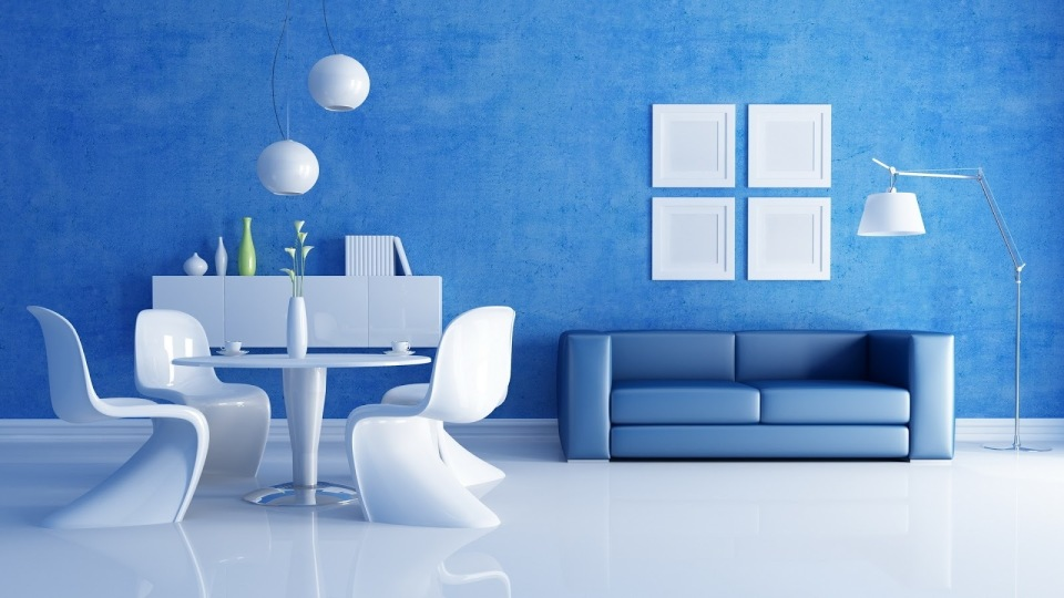 部屋の雰囲気が決まる、リビングの壁紙の選び方:目指すリビングをイメージして、頭の中で壁紙を貼れ! 3番目の画像