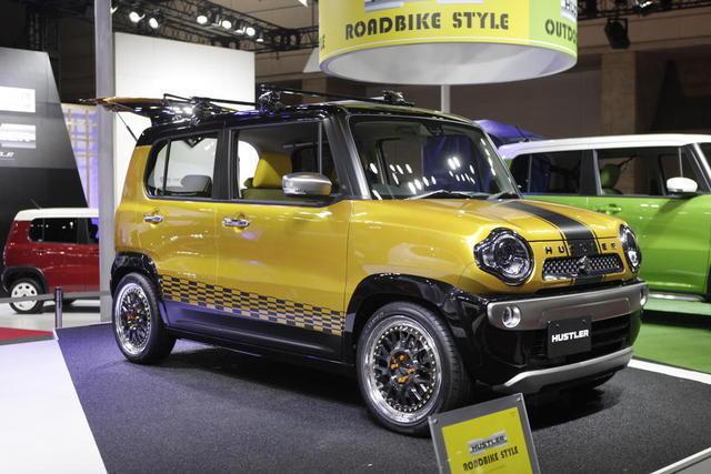 """初マイカーは人気「中古軽自動車」がおすすめ:イメージを一新させるかっこよすぎる5台の""""軽自動車"""" 4番目の画像"""