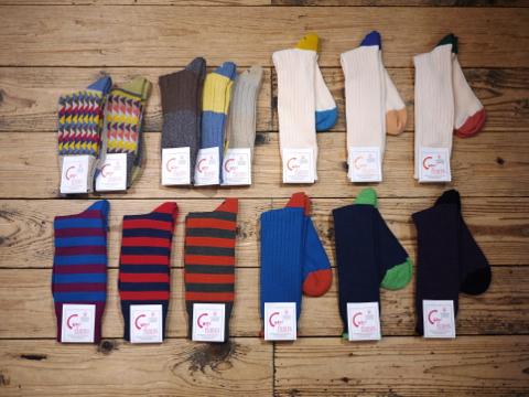 メンズ靴下の4つの人気ブランド:おしゃれは足元から、靴だけでなく靴下も! 5番目の画像