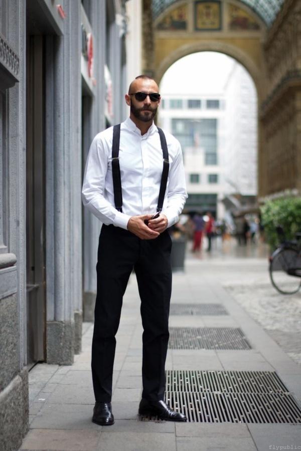 """メンズファッションの大黒柱、""""白シャツコーデ""""決定版:これからの季節には白シャツで爽やかに飾れ 7番目の画像"""
