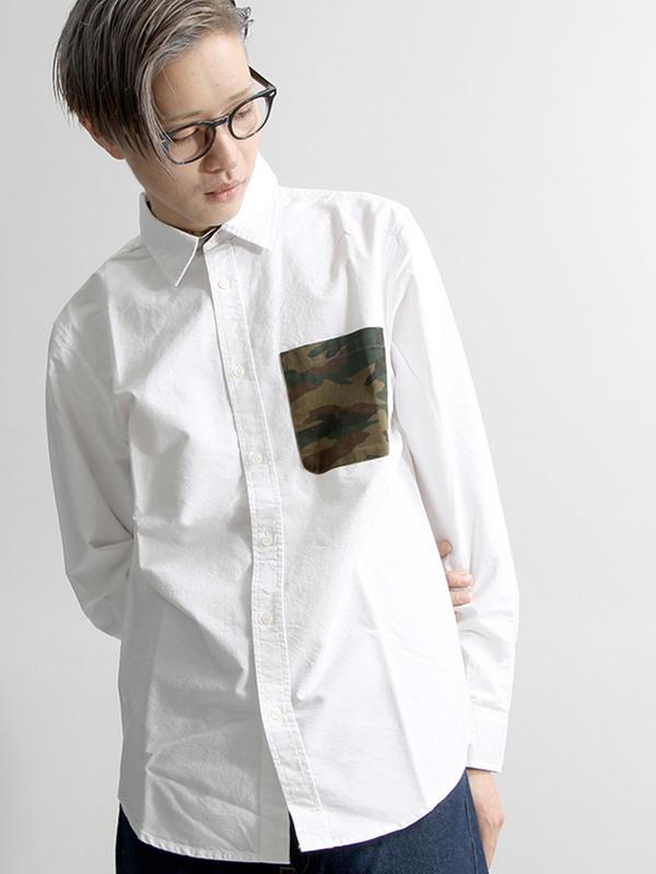 """メンズファッションの大黒柱、""""白シャツコーデ""""決定版:これからの季節には白シャツで爽やかに飾れ 20番目の画像"""