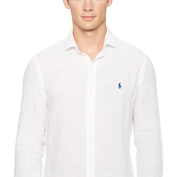 """メンズファッションの大黒柱、""""白シャツコーデ""""決定版:これからの季節には白シャツで爽やかに飾れ 21番目の画像"""