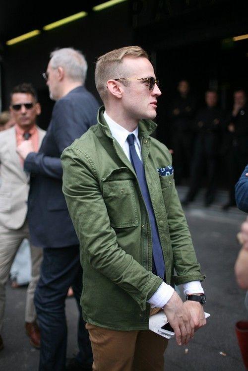 """メンズを飾る""""ジャケット""""コーデ決定版:6種類のジャケットとおすすめコーデをSELECT! 6番目の画像"""