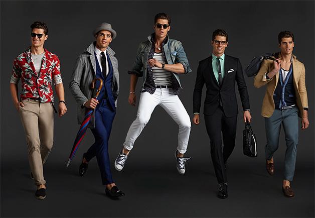 """メンズを飾る""""ジャケット""""コーデ決定版:6種類のジャケットとおすすめコーデをSELECT! 1番目の画像"""