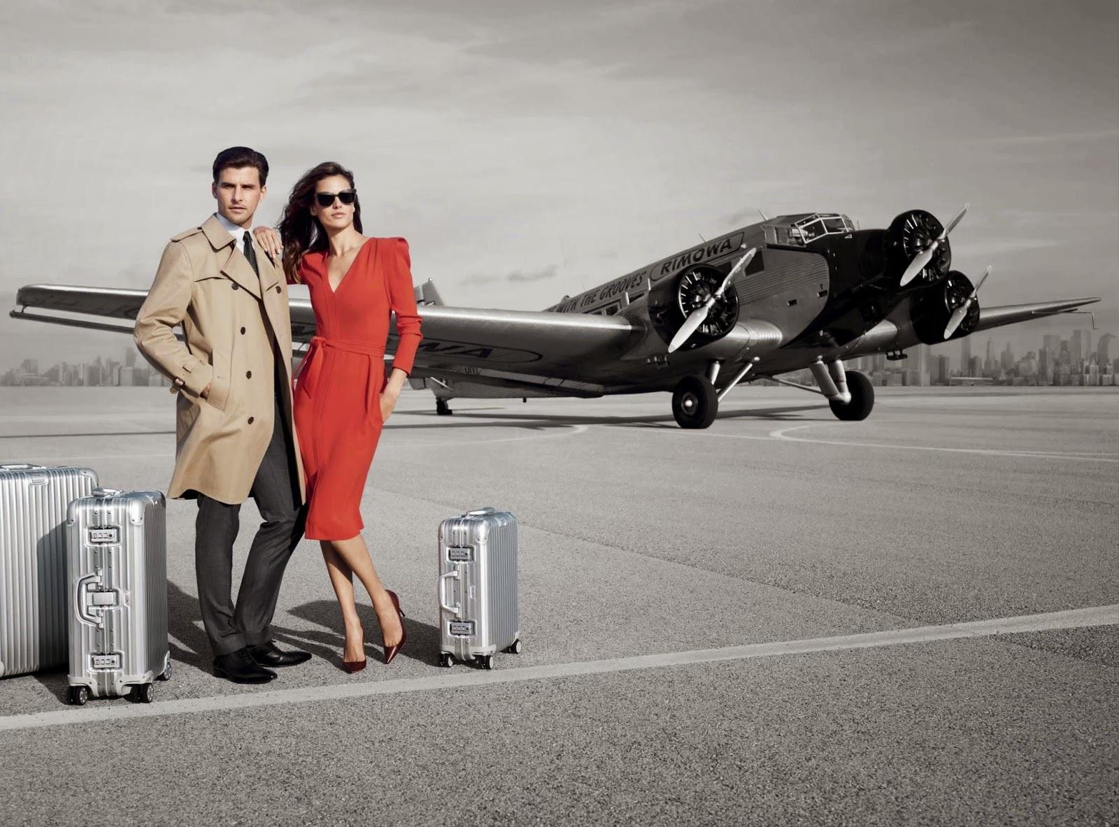 スーツケースに見る、男の逞しさ。スーツケースメーカーならこの3つをおさえろ 1番目の画像