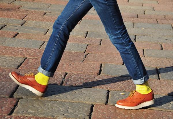 夏のキーアイテム:スニーカー&サンダルに合わせる「靴下」はこう選べ! 最も軽視される足もとお洒落 3番目の画像